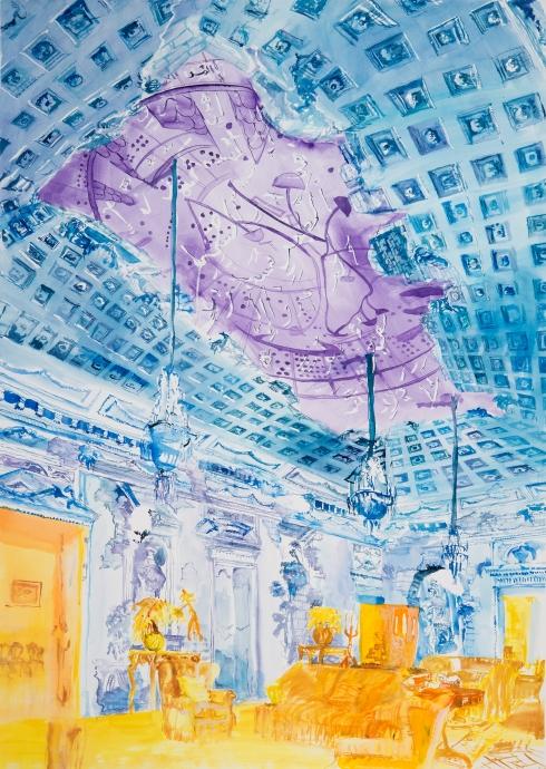 Sicily Villa Tasca Jane Irish Locks Gallery