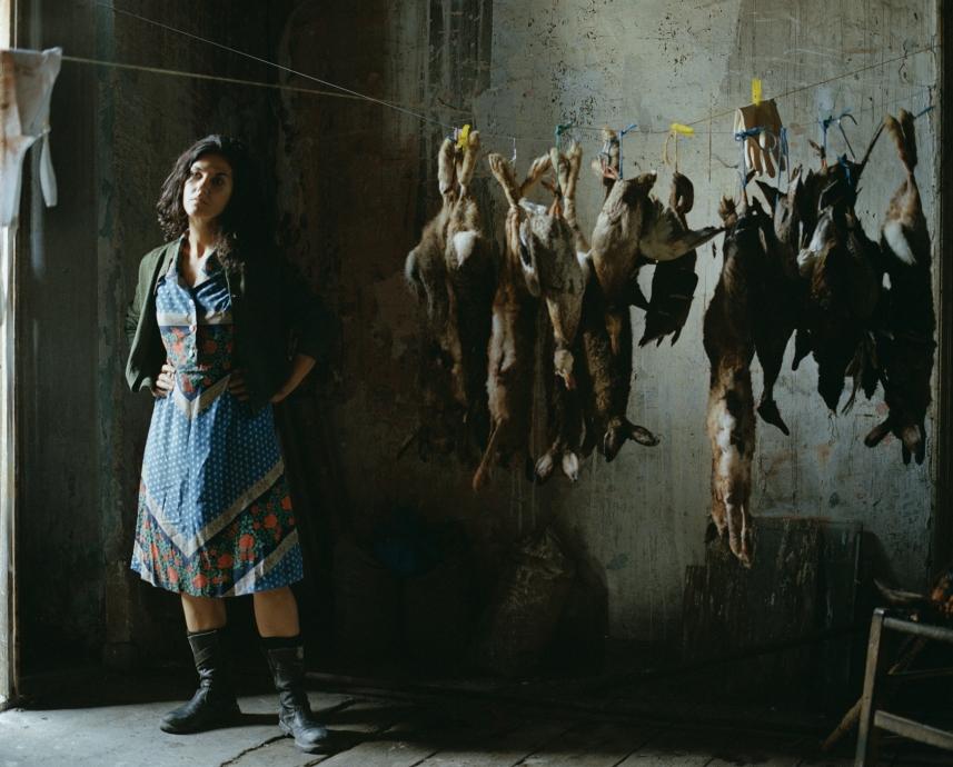 Eve Sussman The Rape of the Sabine Women