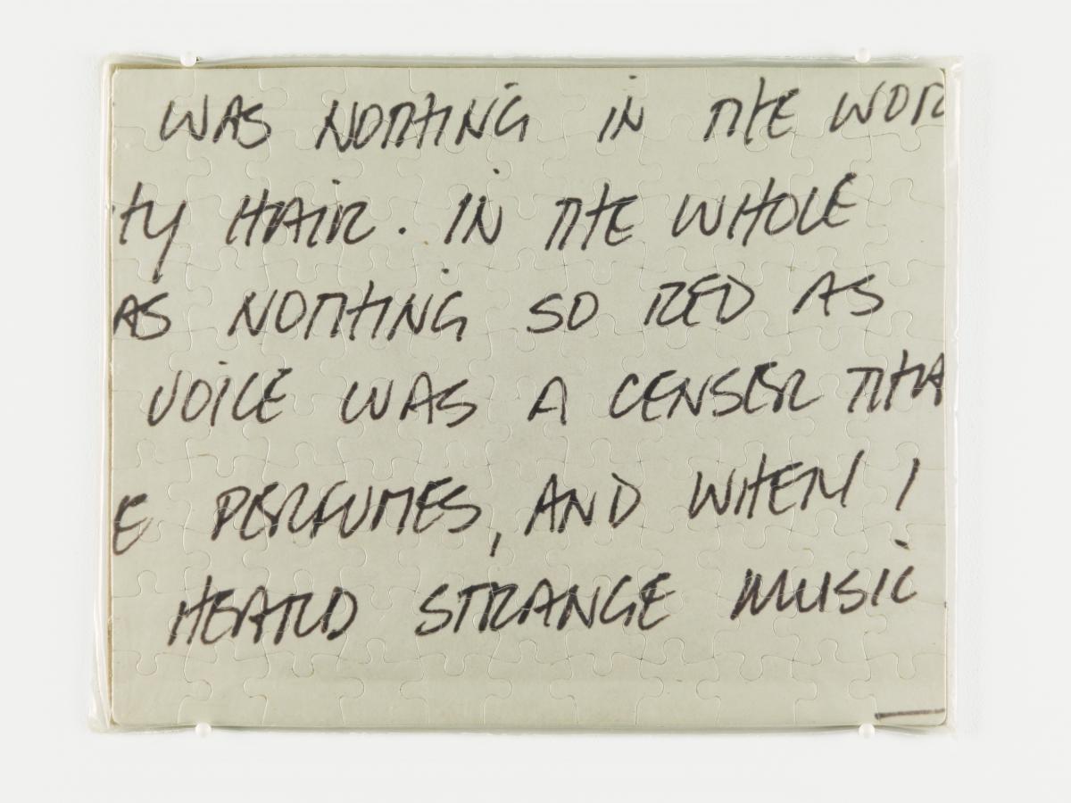 """Untitled"" (Last Letters)"