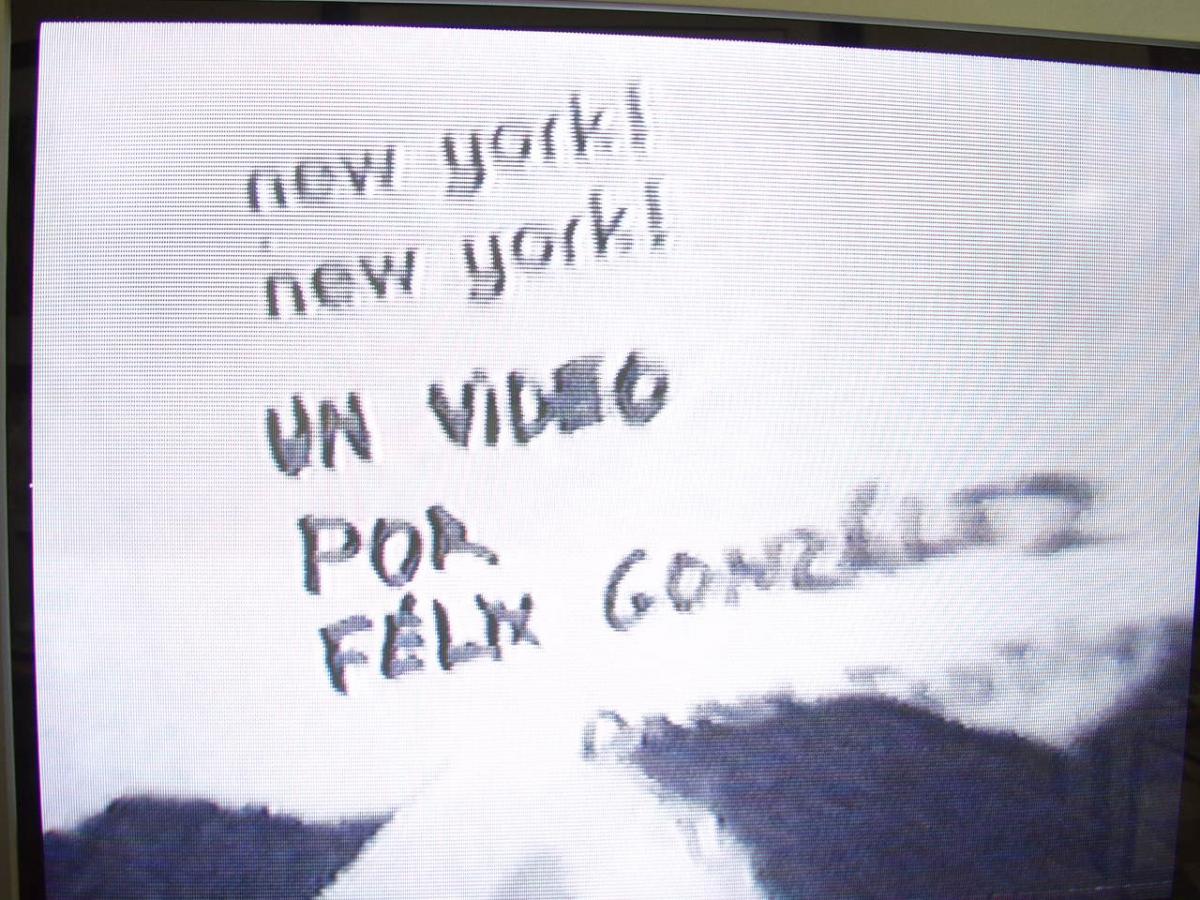 Formerly titled: New York, New York! #HIDDEN