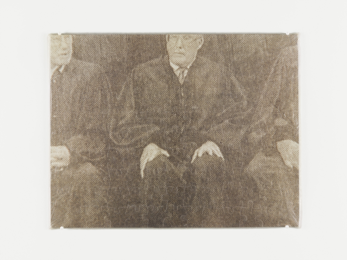 """Untitled"" (Chief Justice's Hands)"