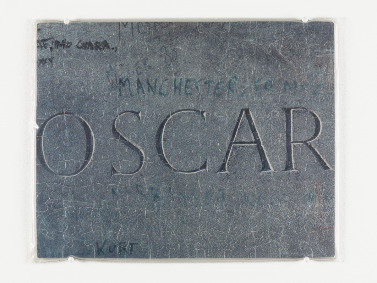"""Untitled"" (Oscar Wilde's Tombstone)"