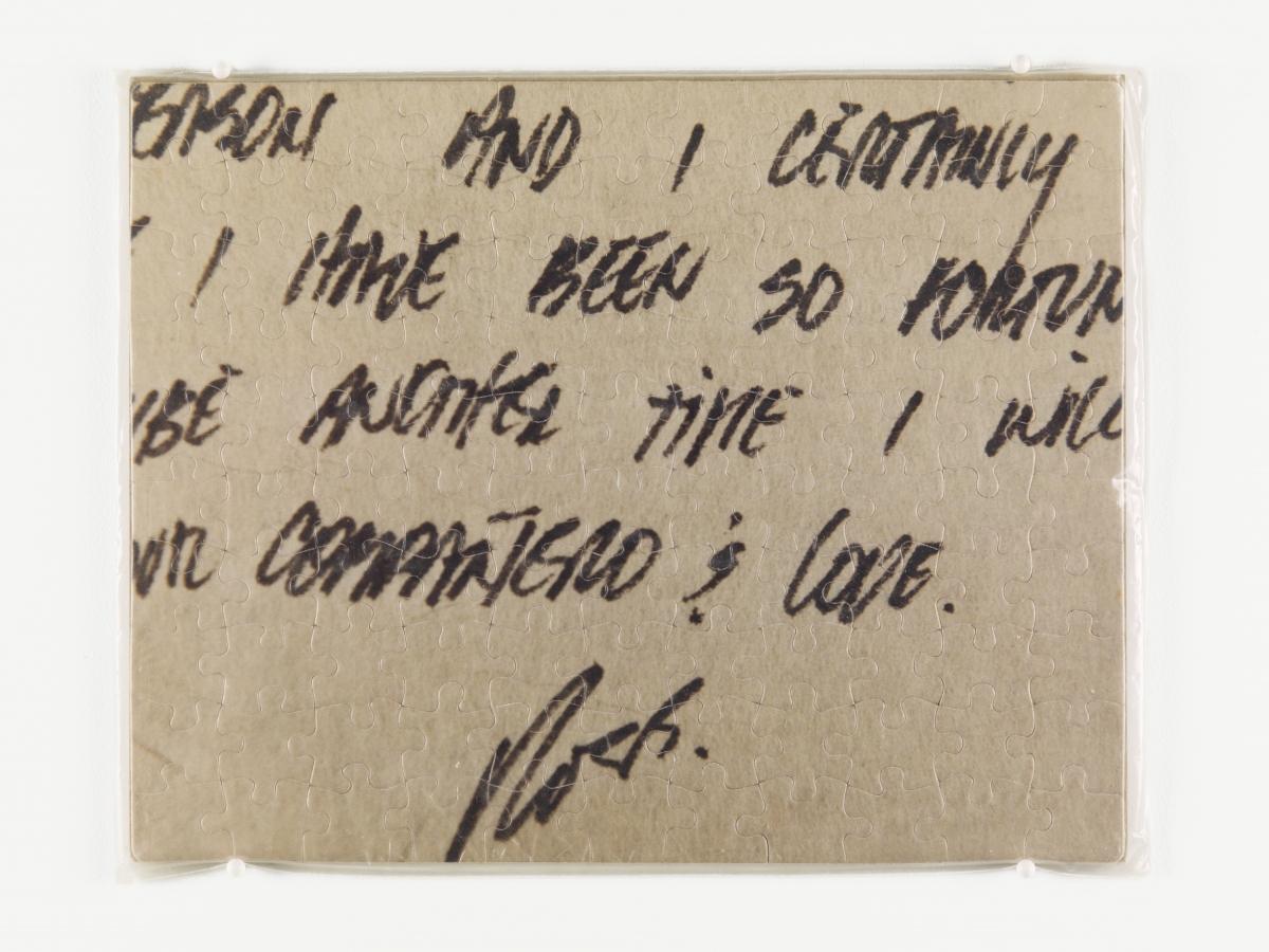 """Untitled"" (Last Letter)"