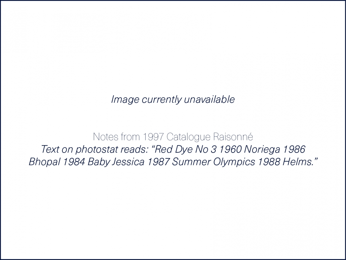 No title, c. 1988 #HIDDEN