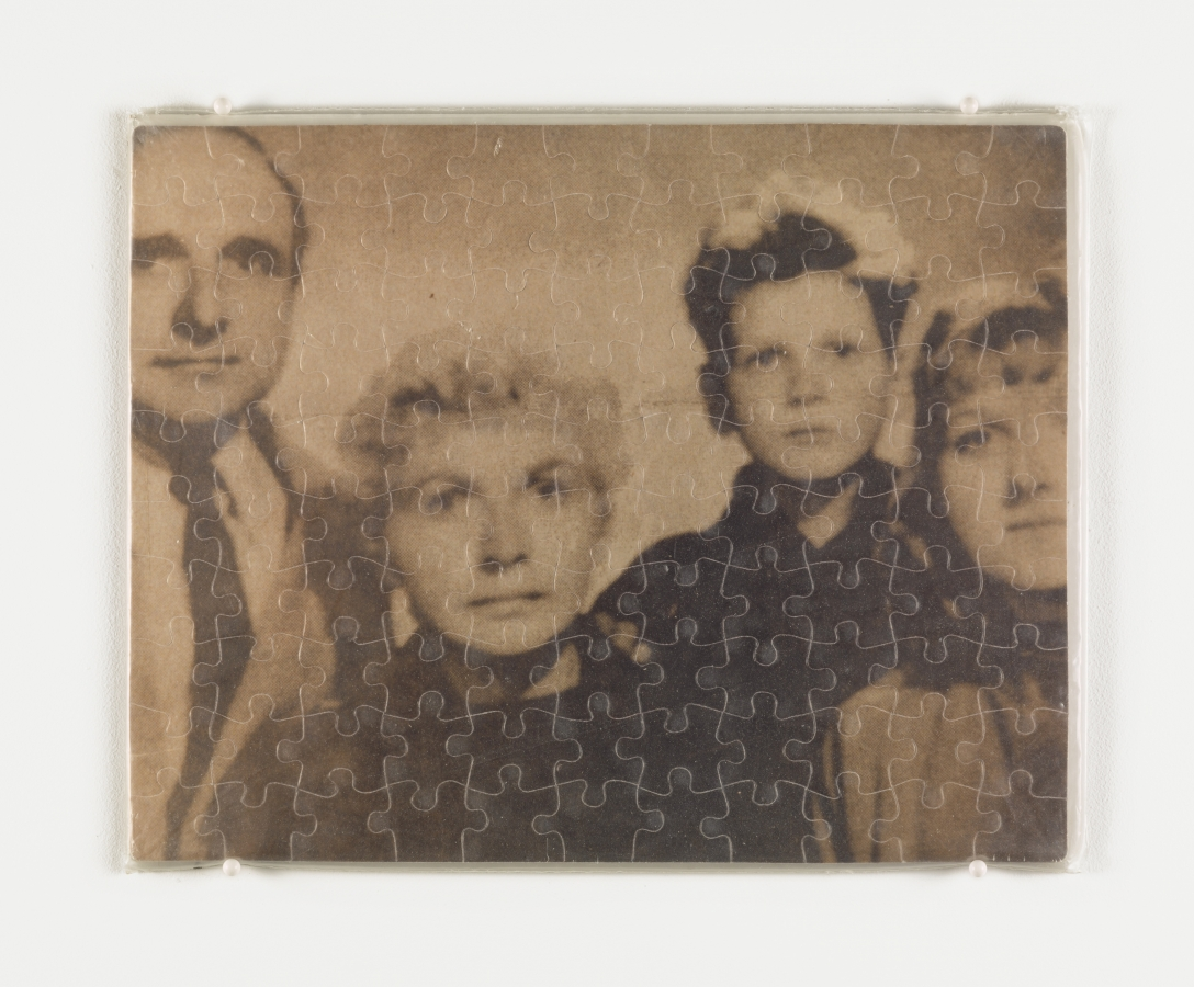 """""""Untitled"""" (Klaus Barbie as a Family Man)"""