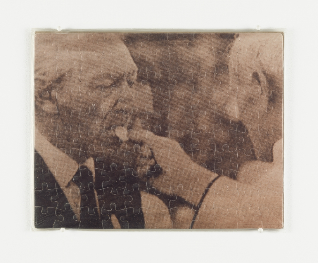 """""""Untitled"""" (Waldheim to The Pope)"""