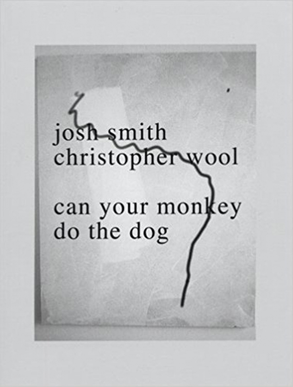 Josh Smith and Christopher Wool: can your monkey do the dog