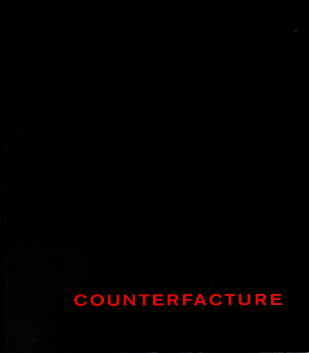 Counterfacture