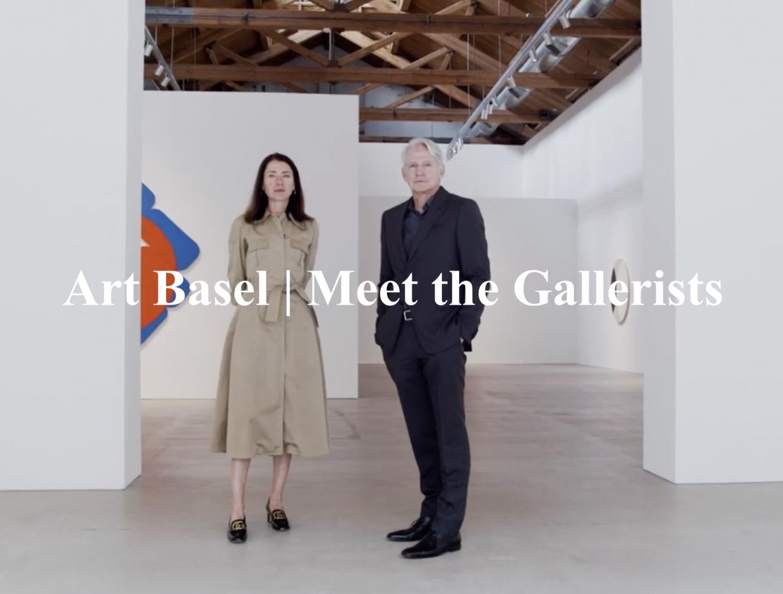 Art Basel: Meet the Gallerists