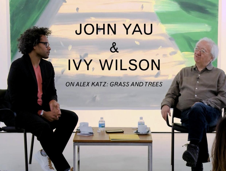 Alex Katz: Grass and Trees