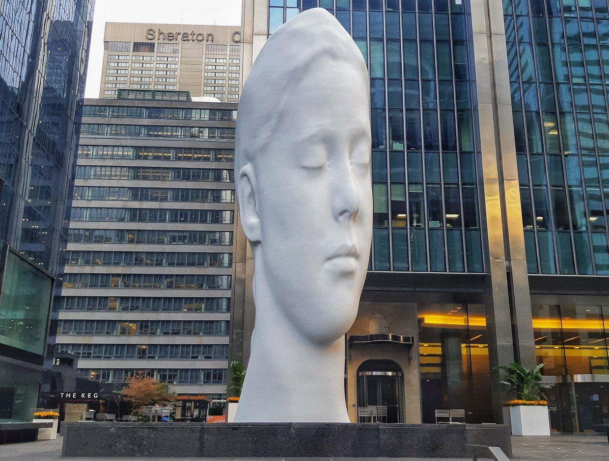 Jaume Plensa: Dreaming