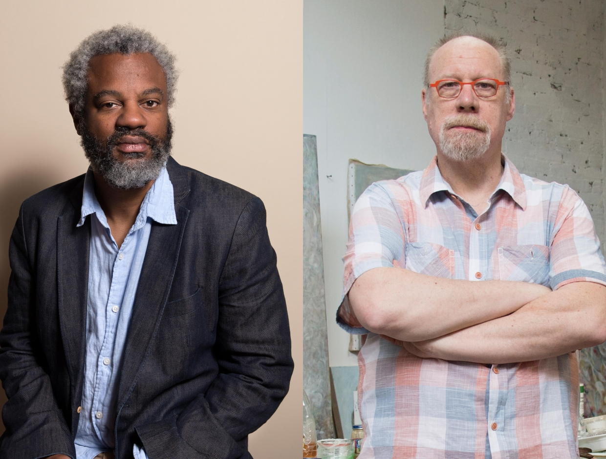 In Dialogue: Jim Lutes and Hamza Walker