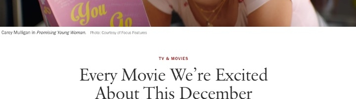 Every Movie We're Excited About This December