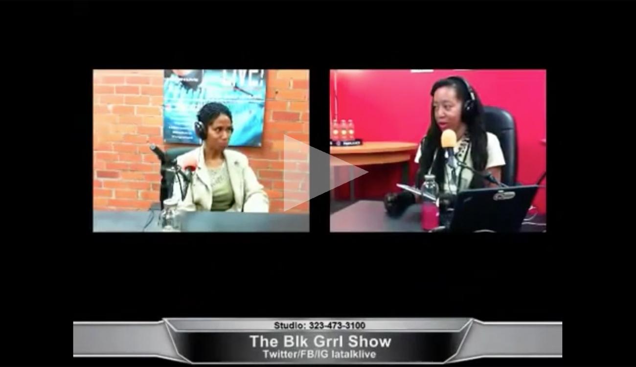 JUNE EDMONDS: THE BLCK GRRRL SHOW