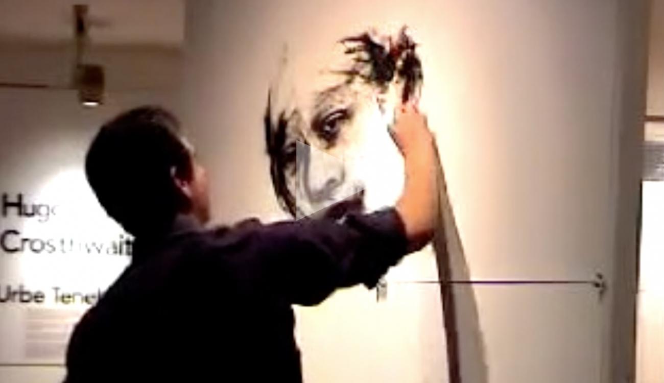 HUGO CROSTHWAITE: Live Drawing Demonstration