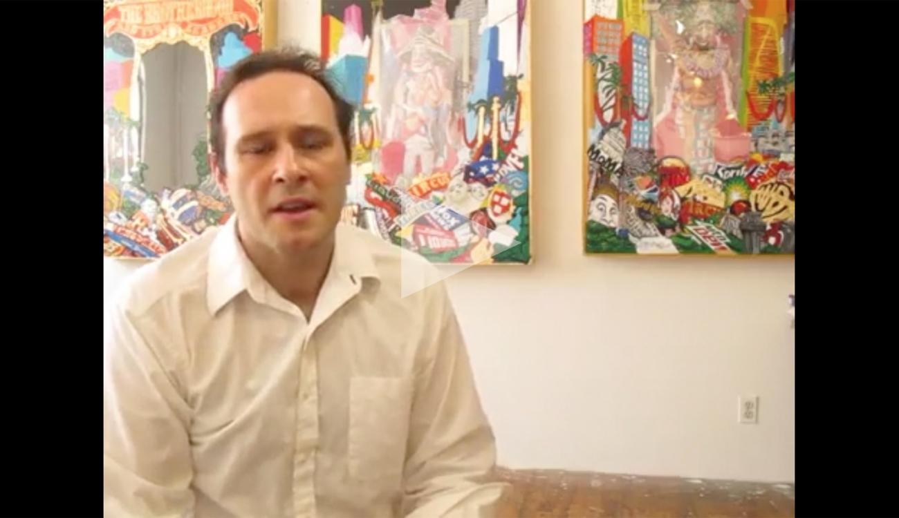FEDERICO SOLMI:Interview before B3 Biennale des bewegten Bildes.