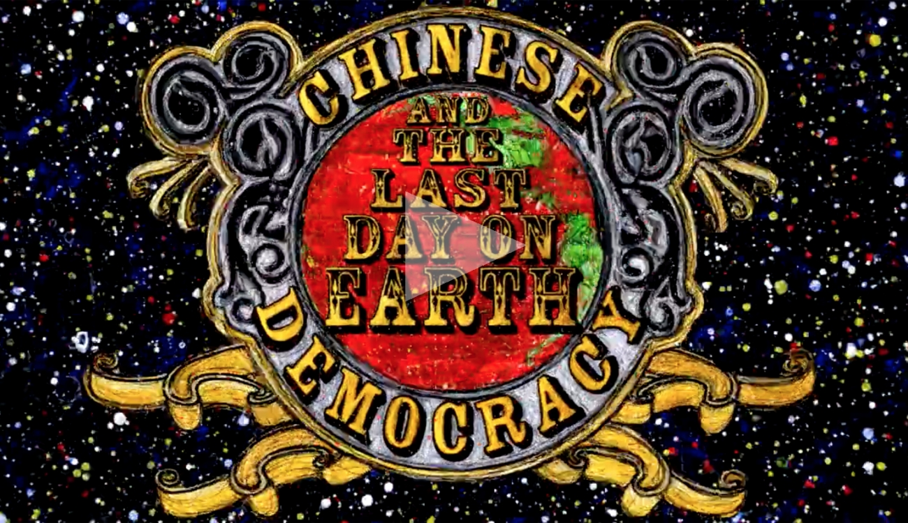 FEDERICO SOLMI: Chinese Democracy and the End of the World