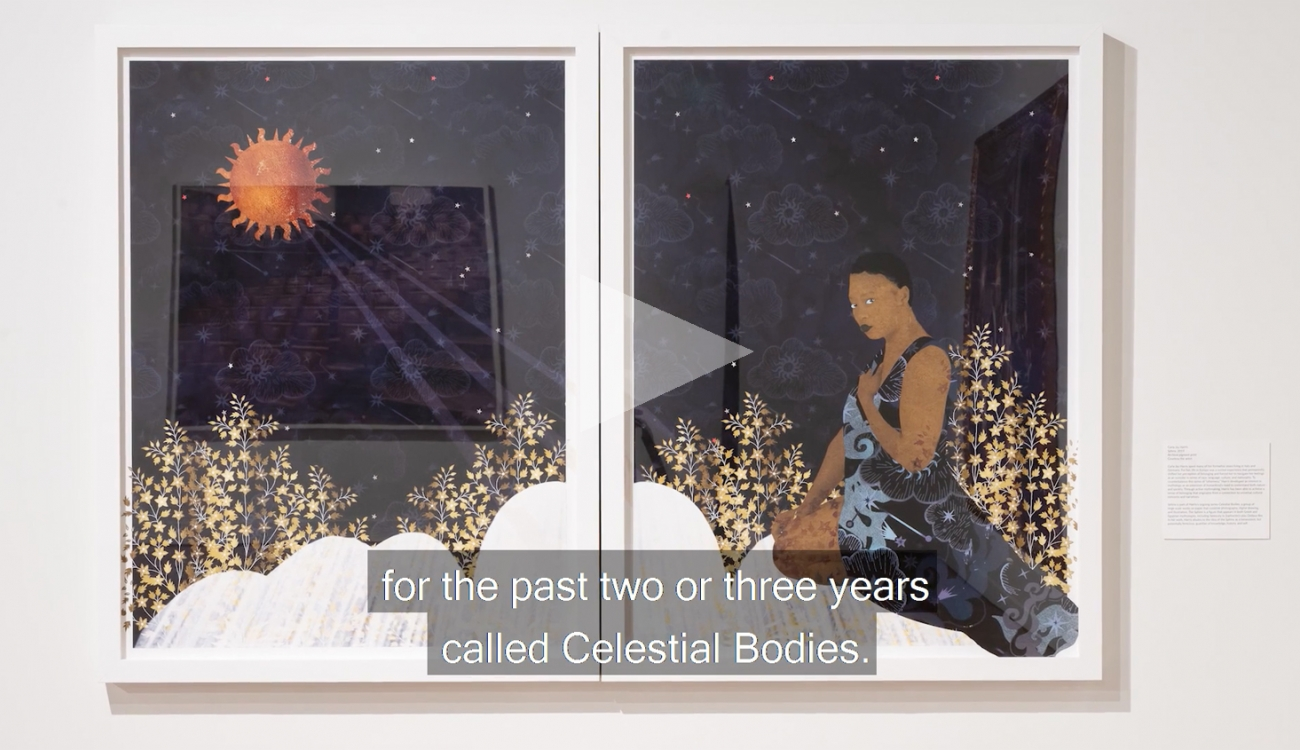 CARLA JAY HARRIS: Sanctuary Recent Acquisition to the CAAM Permanent Collections