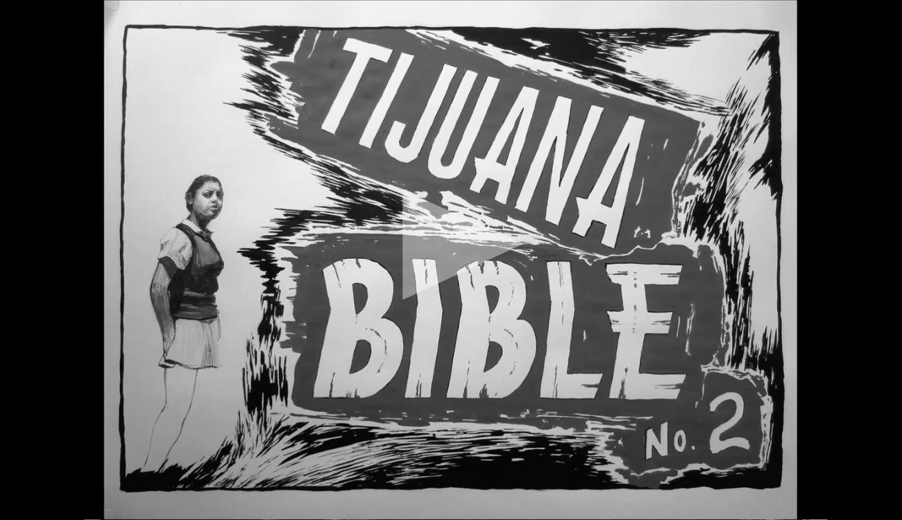HUGO CROSTHWAITE: Tijuana Bibles No. 2
