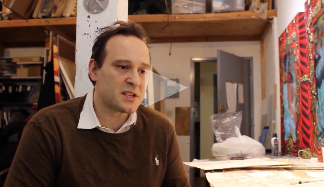 """FEDERICO SOLMI: Making of """"The Great Farce"""""""