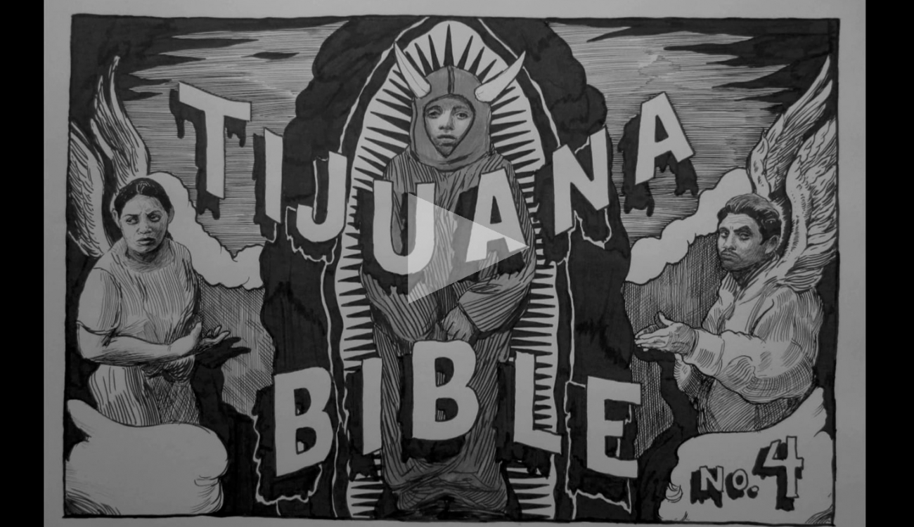 HUGO CROSTHWAITE: Tijuana Bibles No. 4