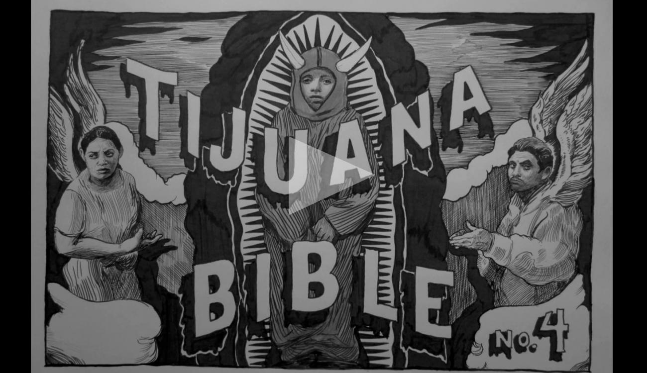 HUGO CROSTHWAITE: Tijuana Bibles No. 4