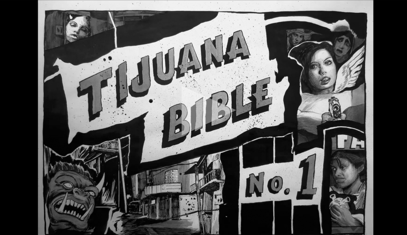HUGO CROSTHWAITE: Tijuana Bibles No.1
