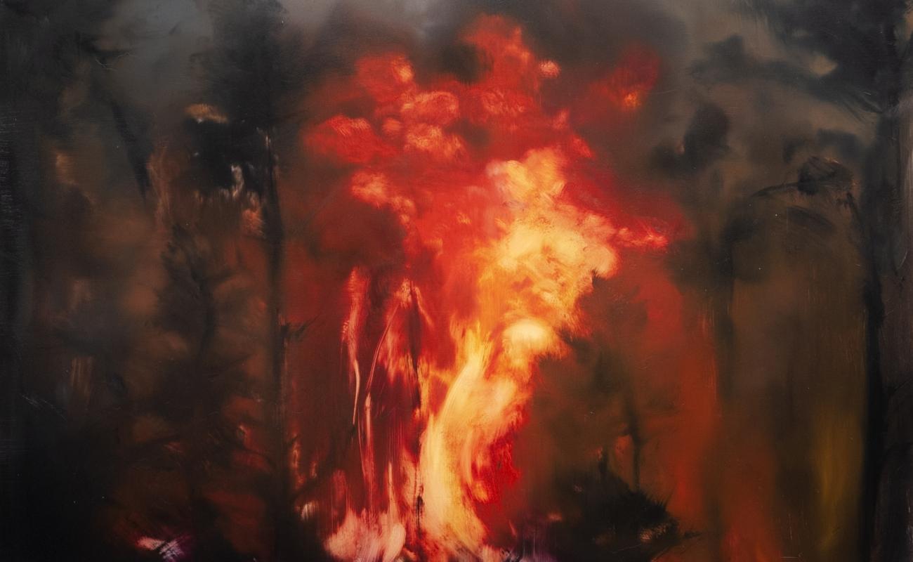Karen Marston: Fire Season