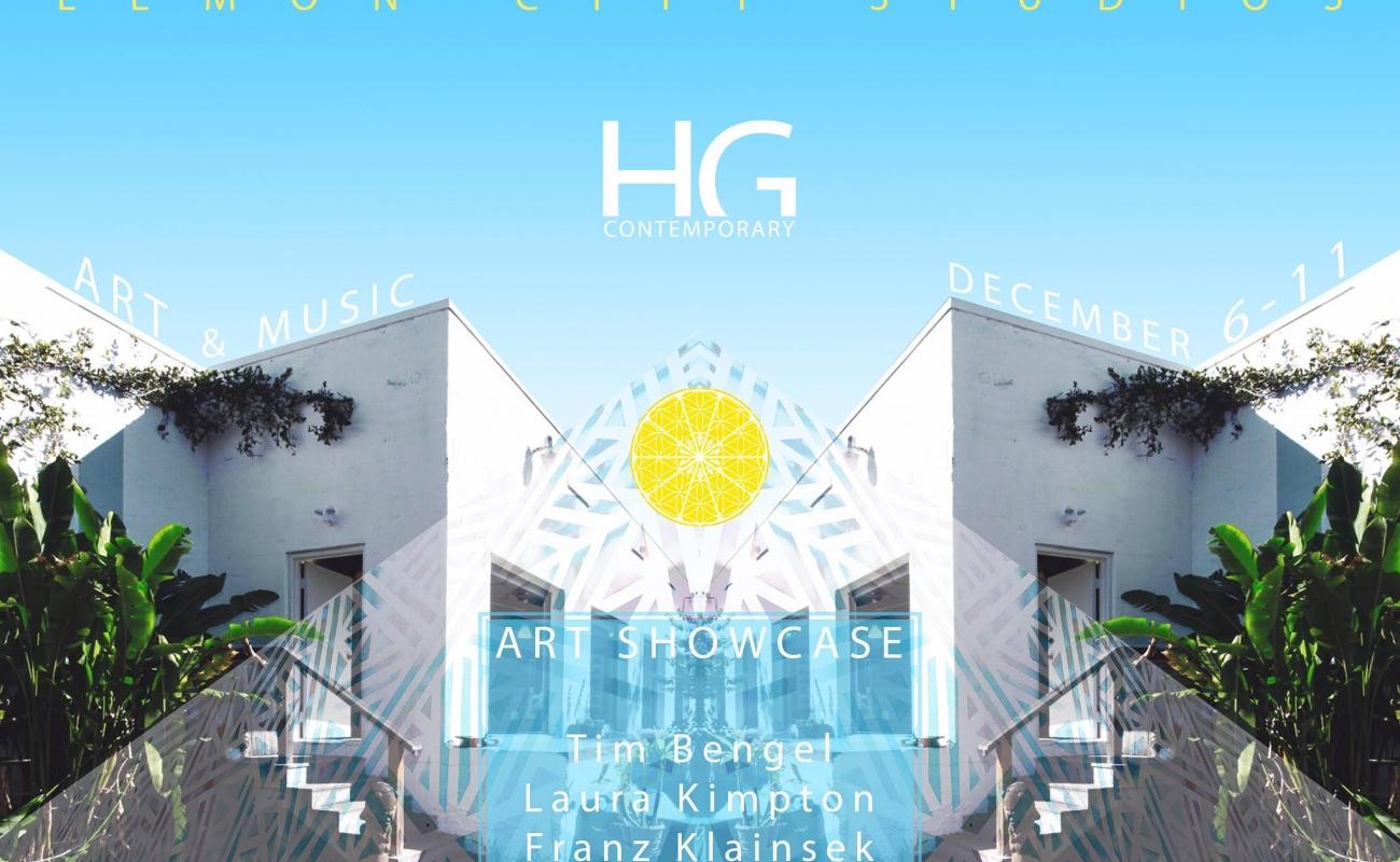 Hg Contemporary, Philippe Hoerle-Guggenheim at Lemon City Studios