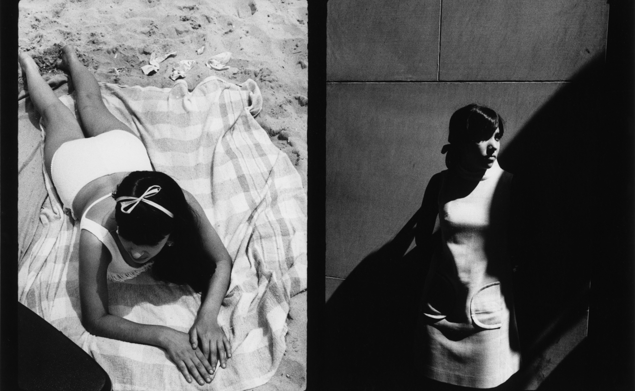 Ray K. Metzker: All That Glitters