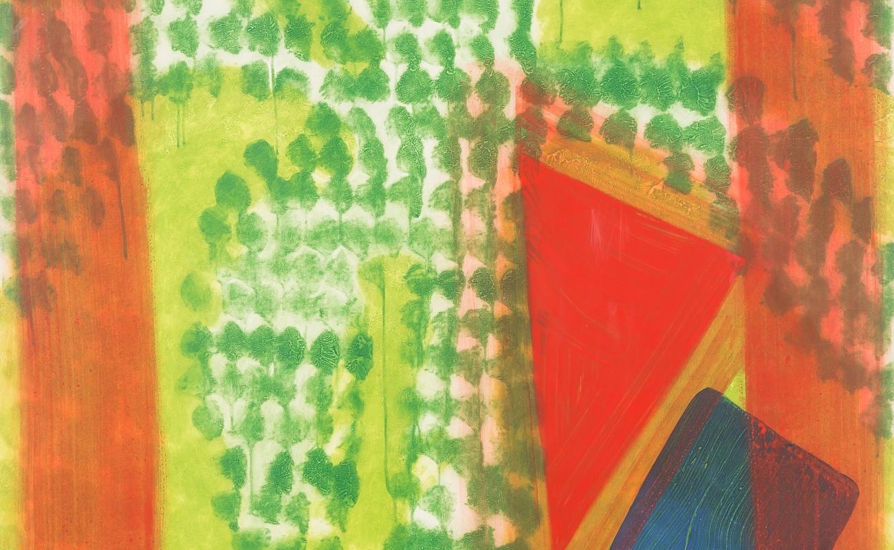 Howard Hodgkin: Selected Prints