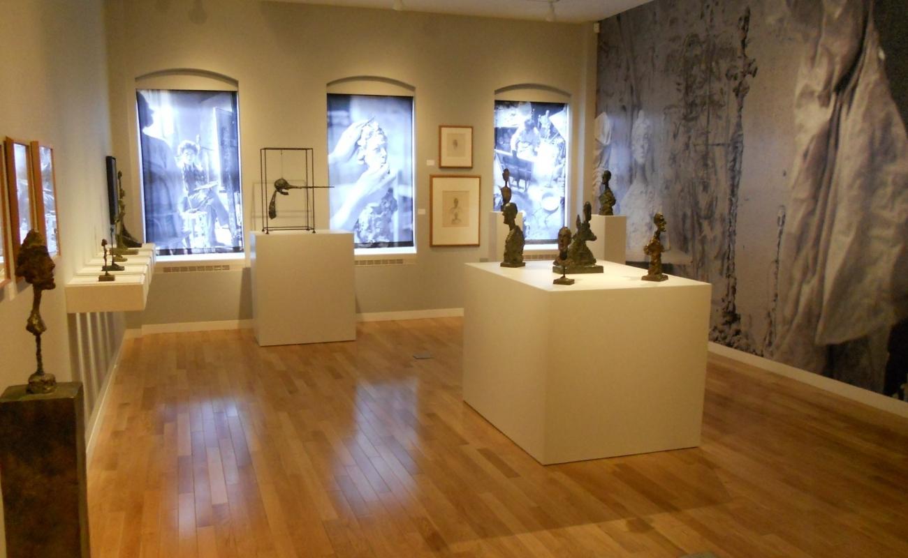 In Giacometti's Studio - an Intimate Portrait