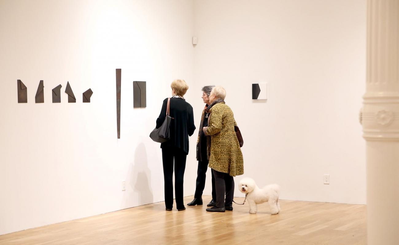 Gloria Ortiz-Hernández: Drawings and Sculptures