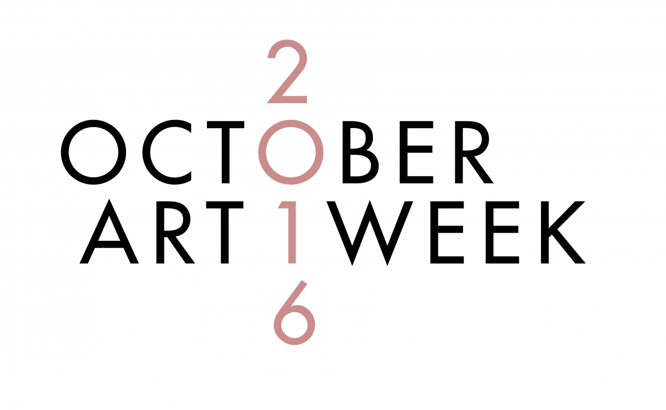 October Art Week 2016