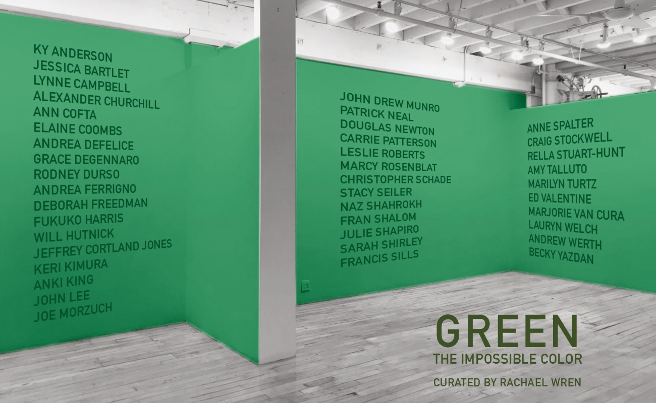Green: The Impossible Color