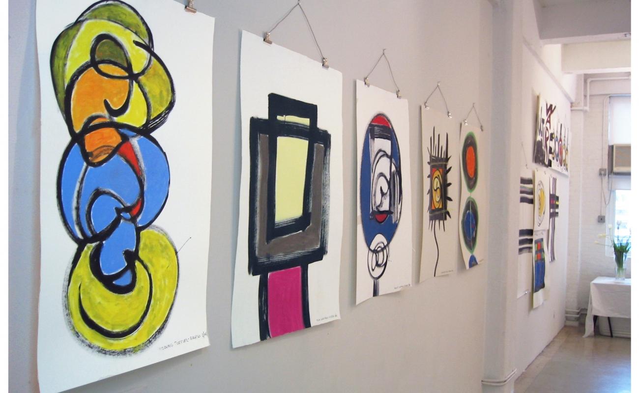 High Line Open Studios 2010