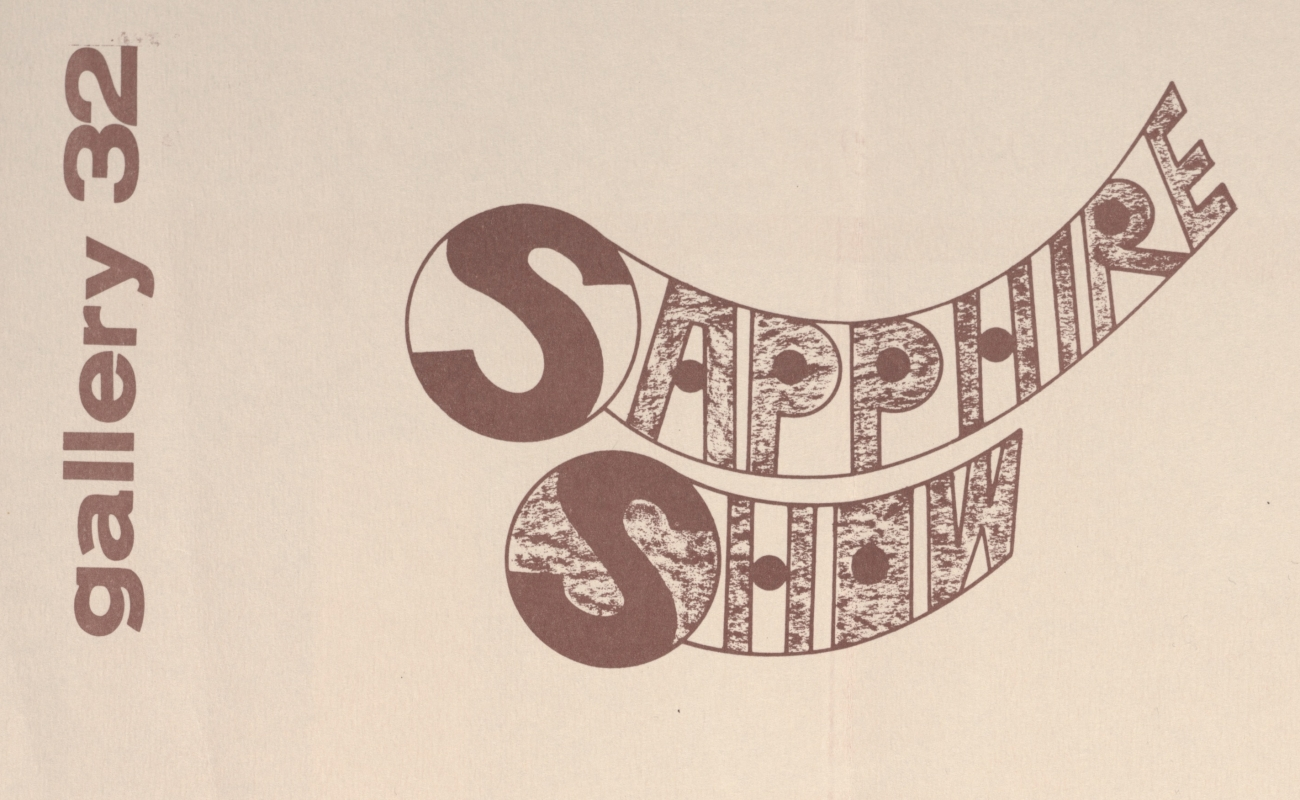 You've Come A Long Way, Baby: The Sapphire Show