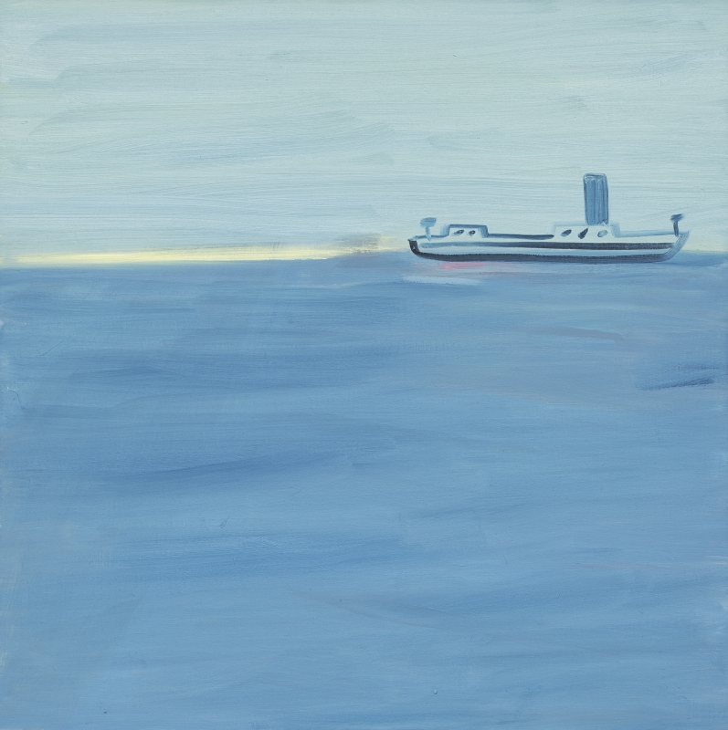 Image of Freighter-Yellow Cliff