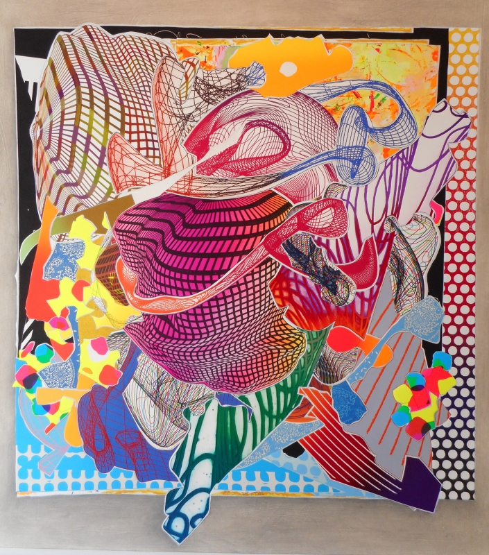 Frank Stella: Imaginary Places