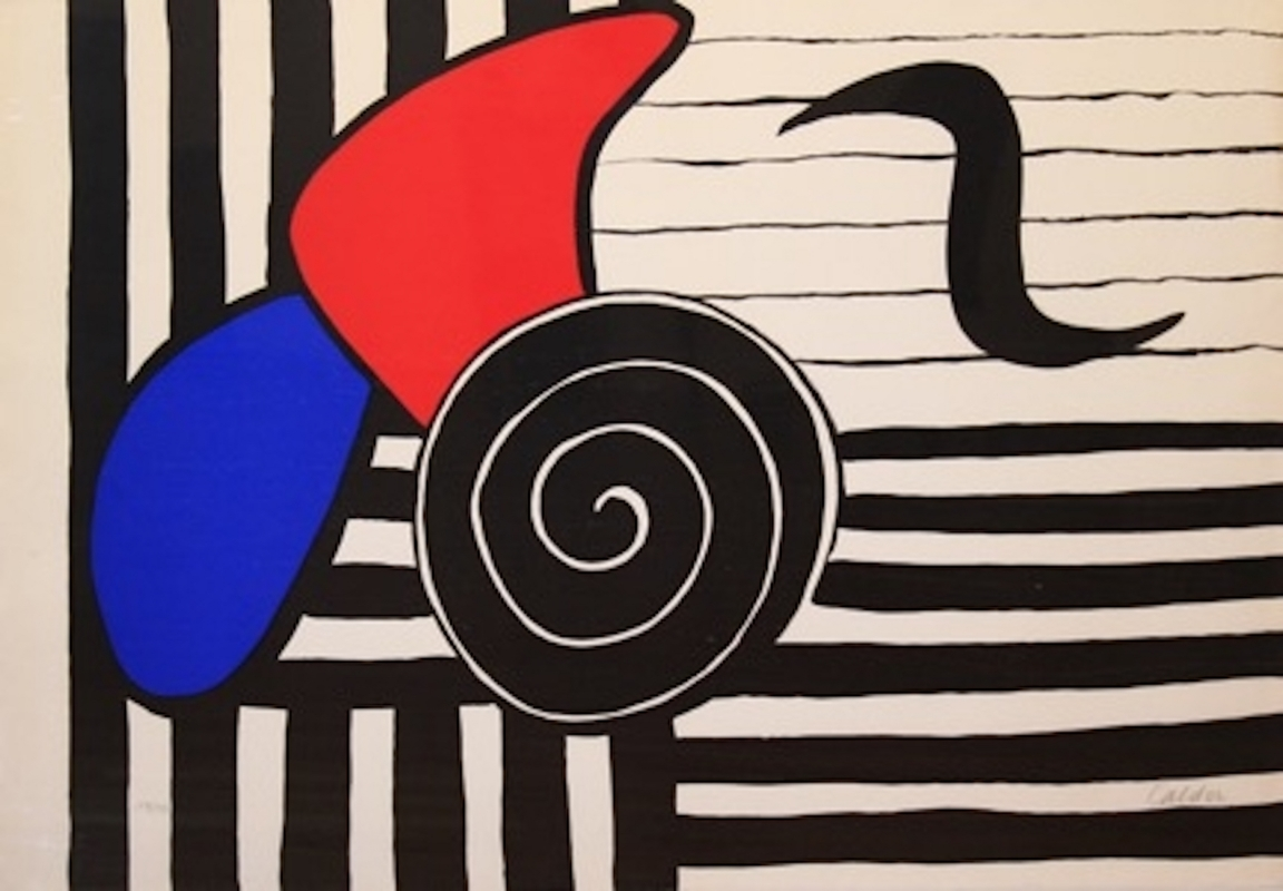 Alexander Calder: Sharing Negative Space
