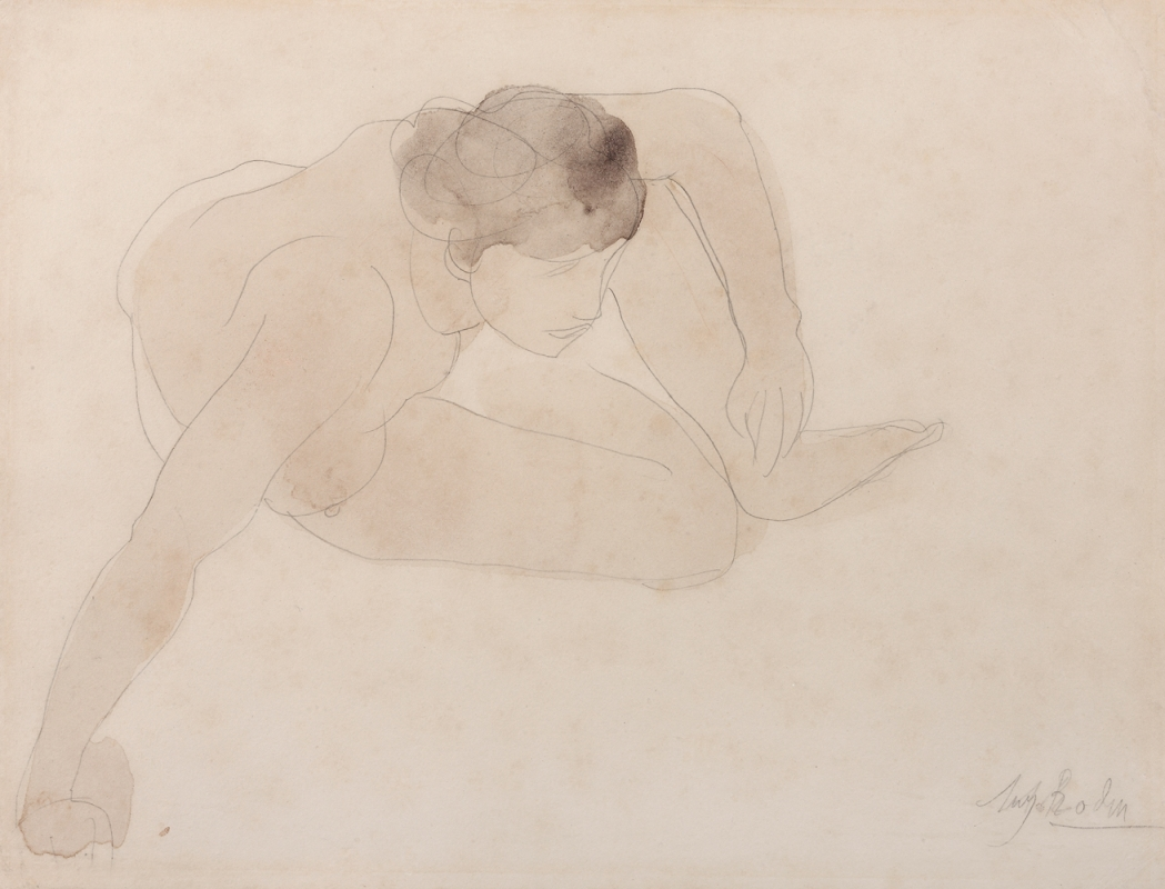 Auguste Rodin: Intimate Works