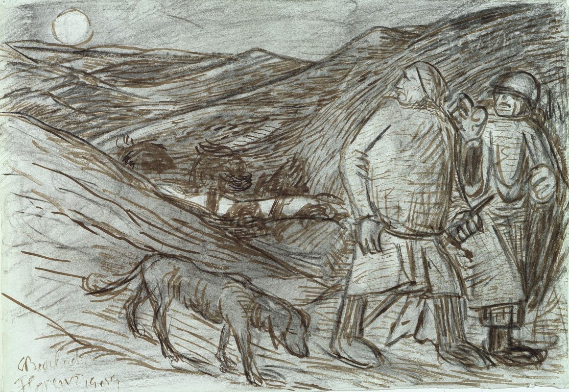 Drawings from the Collection of Curtis O. Baer