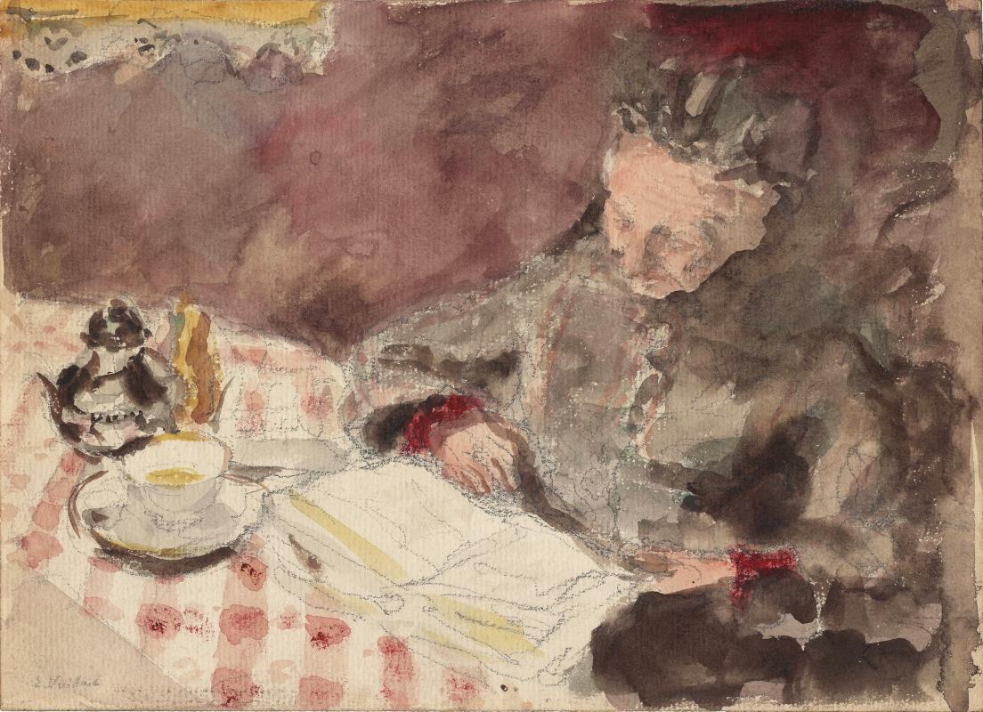 Under the Influence: Edouard Vuillard and Contemporary Art