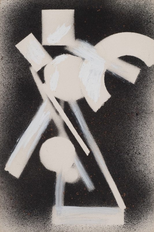 SUMMER POP UP: A Selection of Abstract Works on Paper