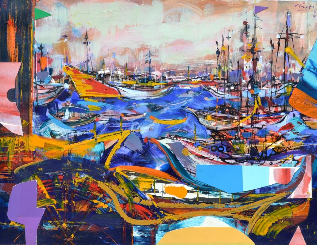 Leandro Manzo: Mar de Mares