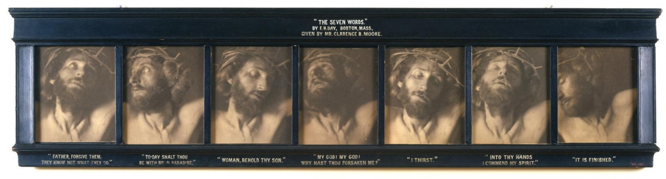 F. Holland Day -  The Seven Words, 1898  | Bruce Silverstein Gallery