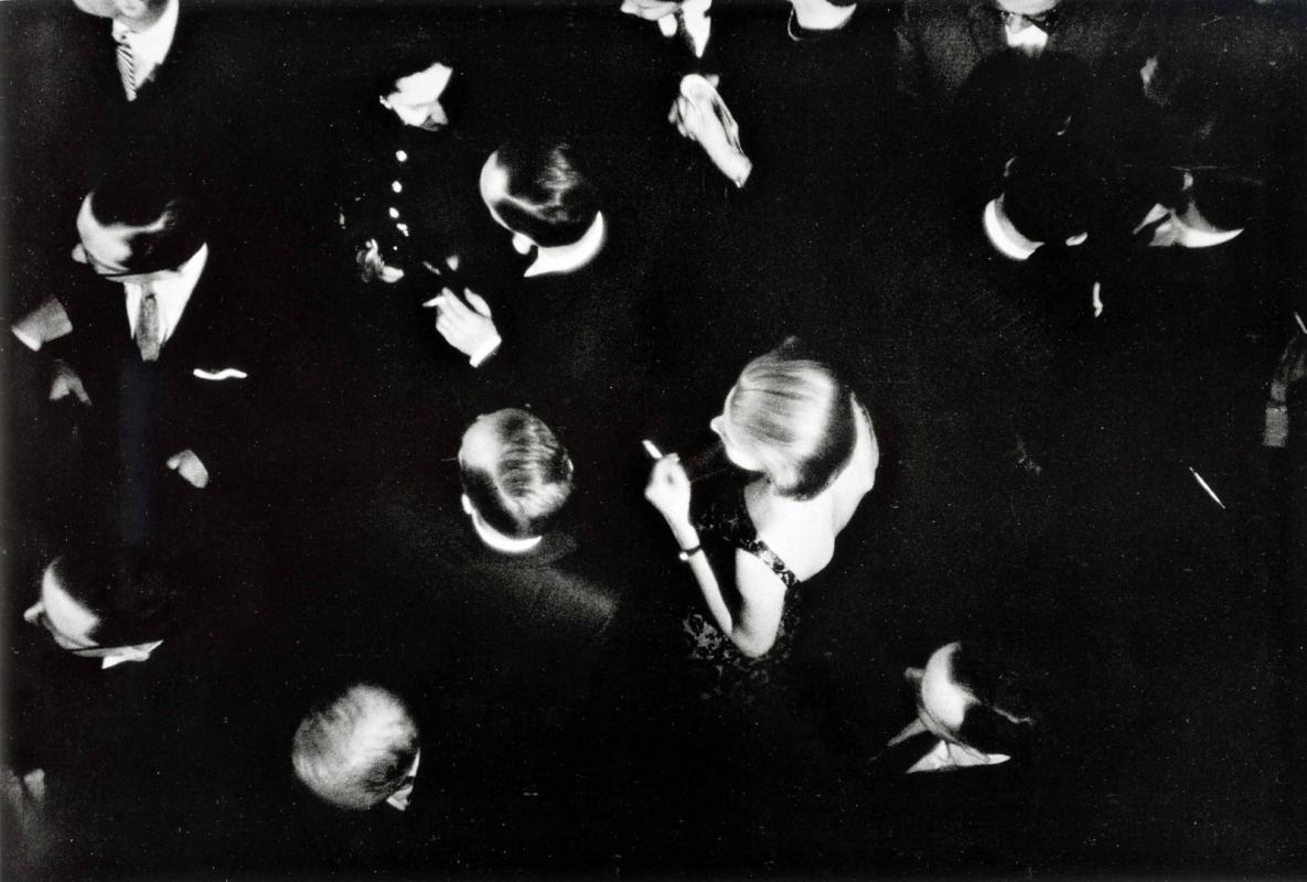 Frank Paulin - Candide, New York, 1956 Gelatin silver print | Bruce Silverstein Gallery