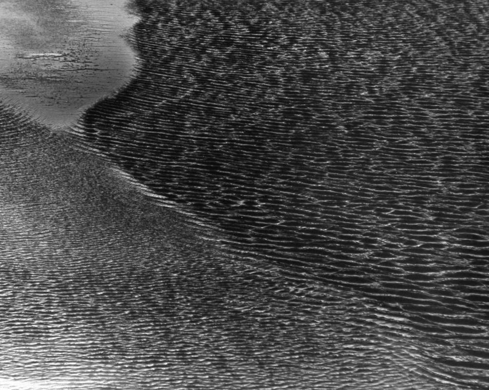 Larry Silver - Water #3,2003 Gelatin silver print, printed c. 2003 | Bruce Silverstein Gallery