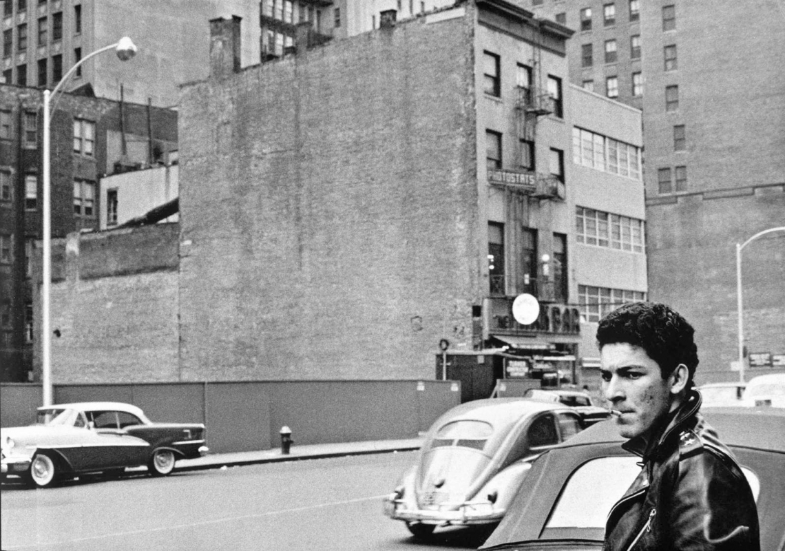 Frank Paulin - West Side Story, New York, 1956 Gelatin silver print | Bruce Silverstein Gallery
