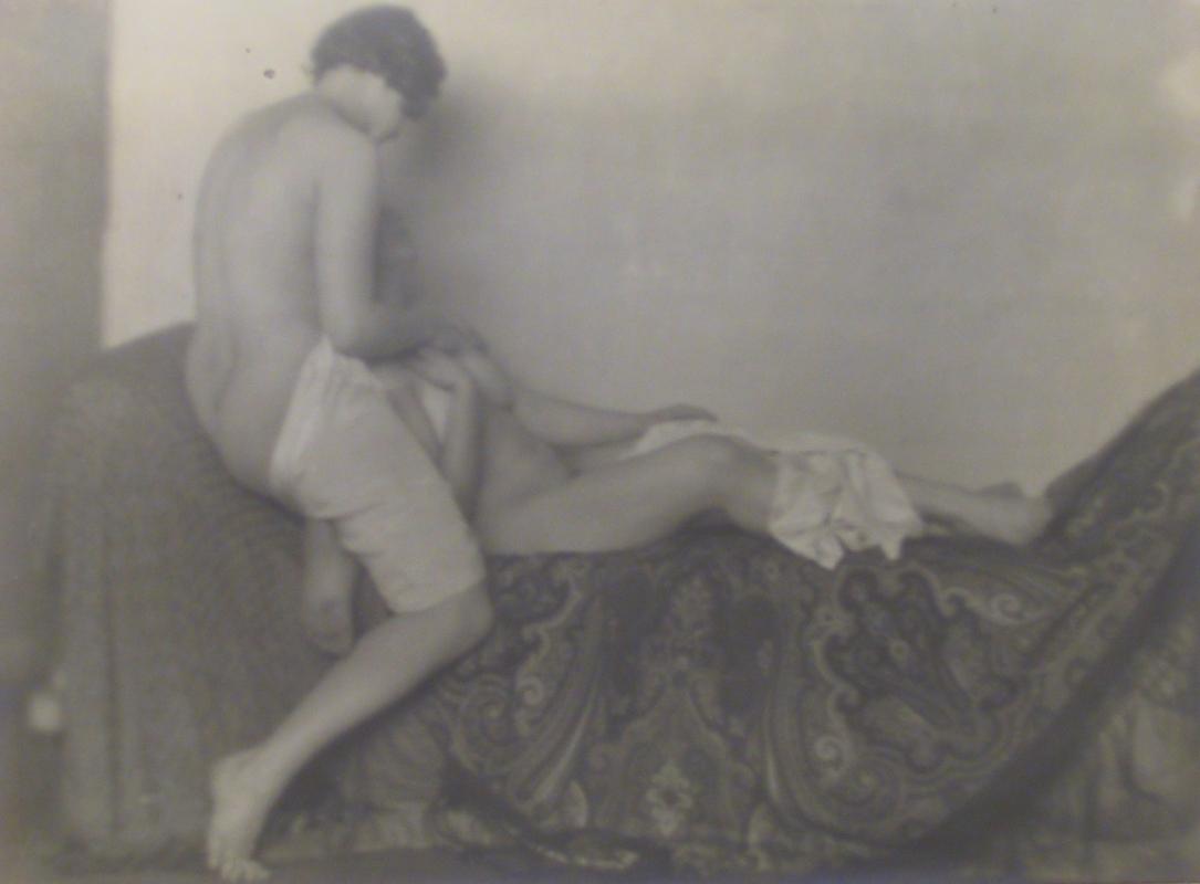 Germaine Krull -  From Les Amies, c. 1924  | Bruce Silverstein Gallery